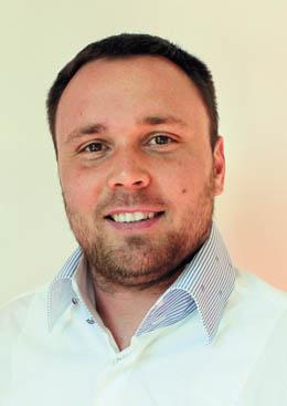 Michael Aigner Fachberater Außendienst